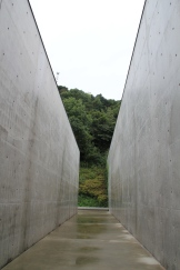 chichu art museum... more of that stylish concrete